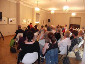 wendo-Wochenendkurs mit Trainerin Beatrice Osdrowski