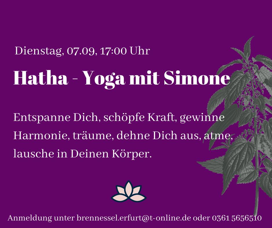 Yoga mit Simone